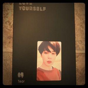 BTS Love Yourself: Tear Album Y Version Jimin PC
